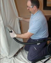 curtain drapes cleaning