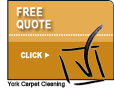 York Carpet Cleaning Free Quote